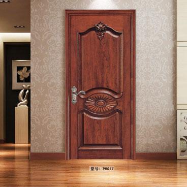 盼盼原木门PH017|室内门|盼盼木门