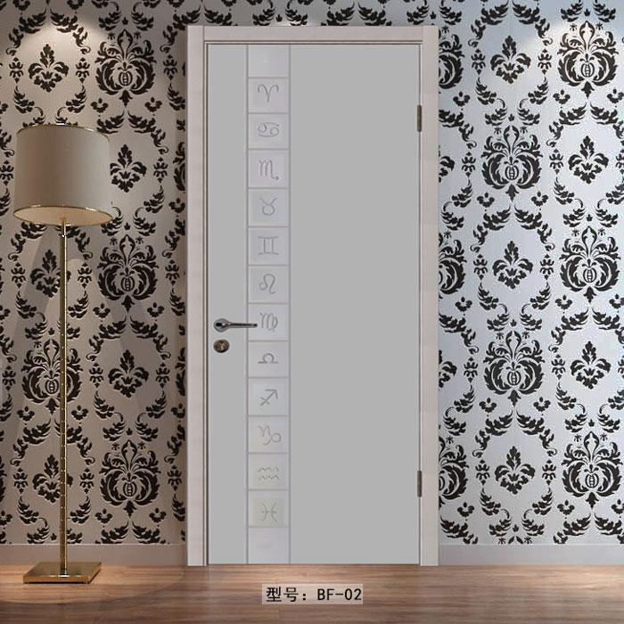 盼盼实木复合烤漆门BB-02|室内门