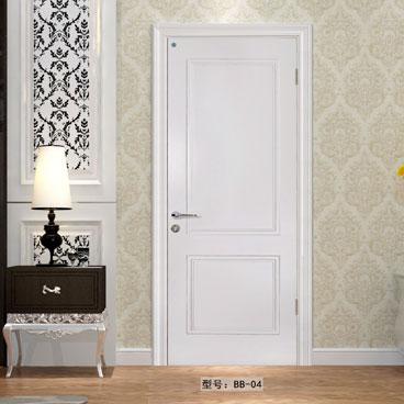 盼盼实木复合烤漆门BB-04|室内门