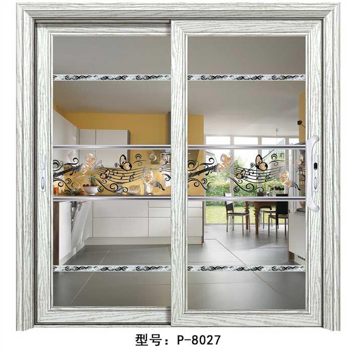 金太阳合金门P-8027|盼盼木门