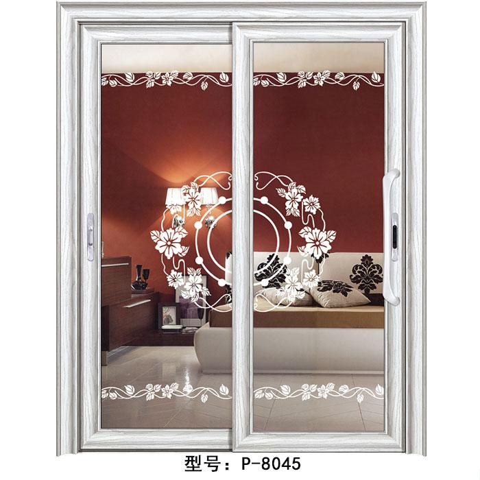 金太阳合金门P-8045|盼盼木门