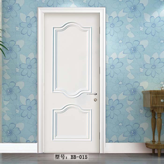 盼盼实木复合烤漆门BB15|室内门