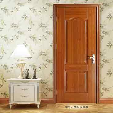 盼盼实木复合免漆门BC04水曲柳|室内门