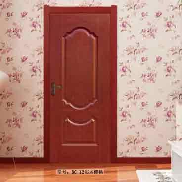 盼盼实木复合烤漆门BC12实木樱桃|室内门