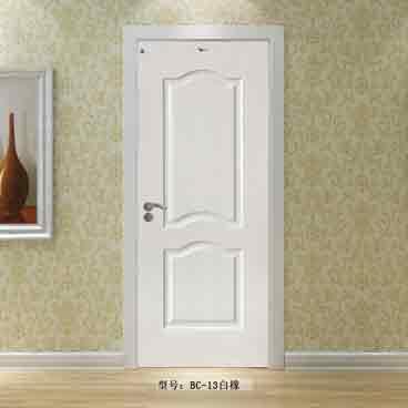 盼盼实木复合烤漆门BC13白橡|室内门