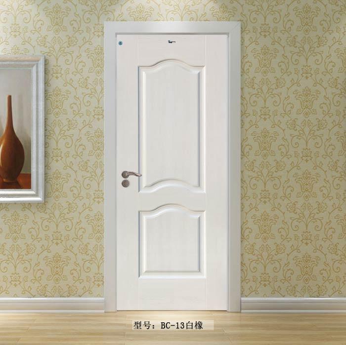 盼盼实木复合免漆门BC13白橡|室内门