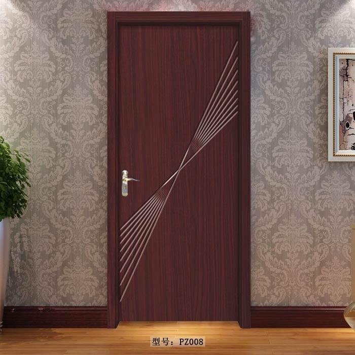 盼盼烤漆门PZ008|室内门