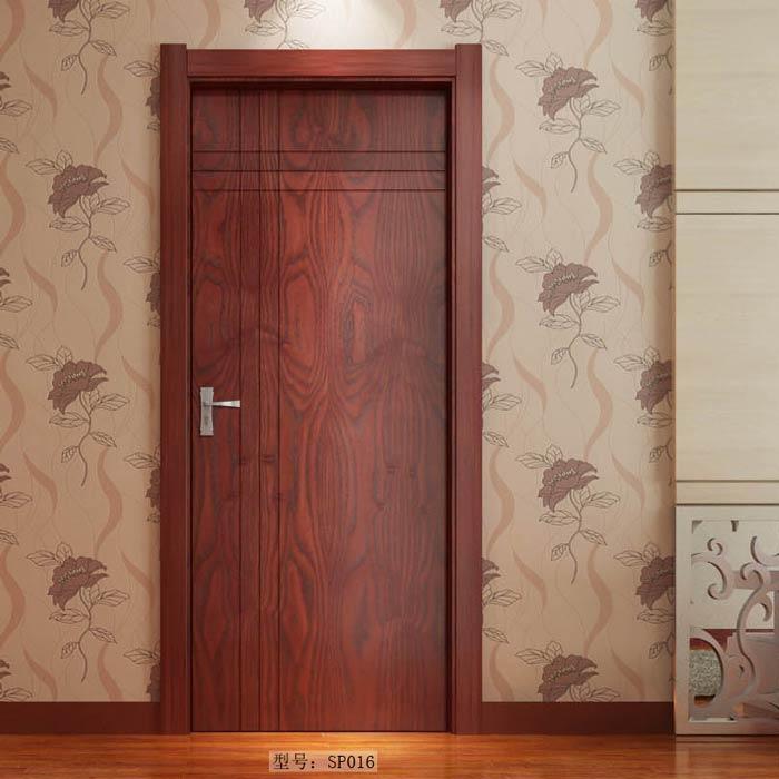 盼盼实木复合门SP016|盼盼木门