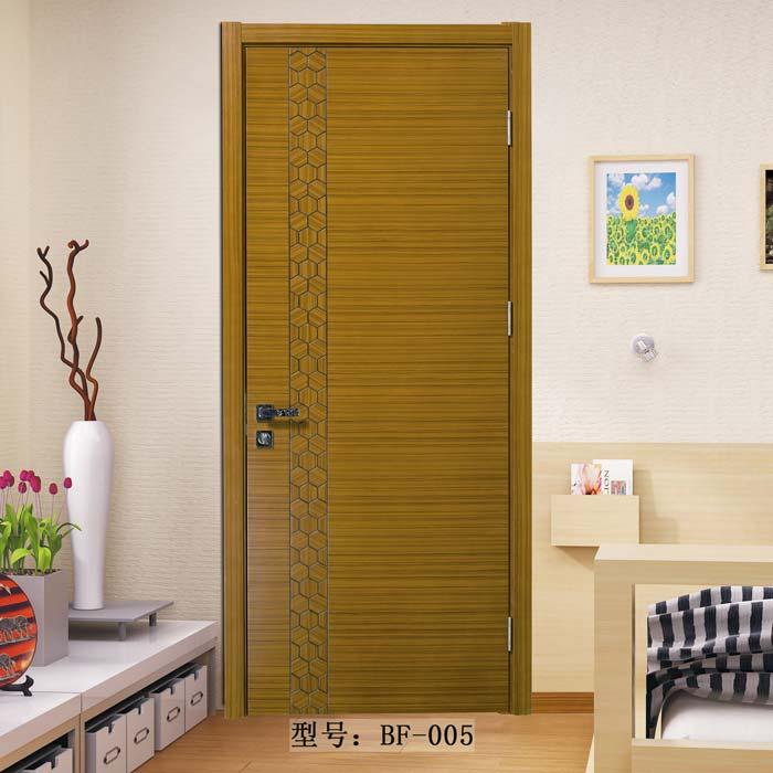 盼盼实木复合烤漆门BF05|室内门