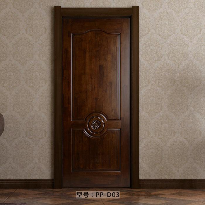 盼盼实木门PP-D03|室内门
