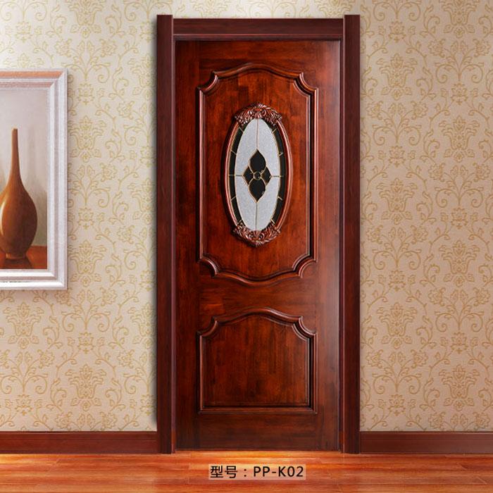 盼盼实木复合门PP-K02|室内门