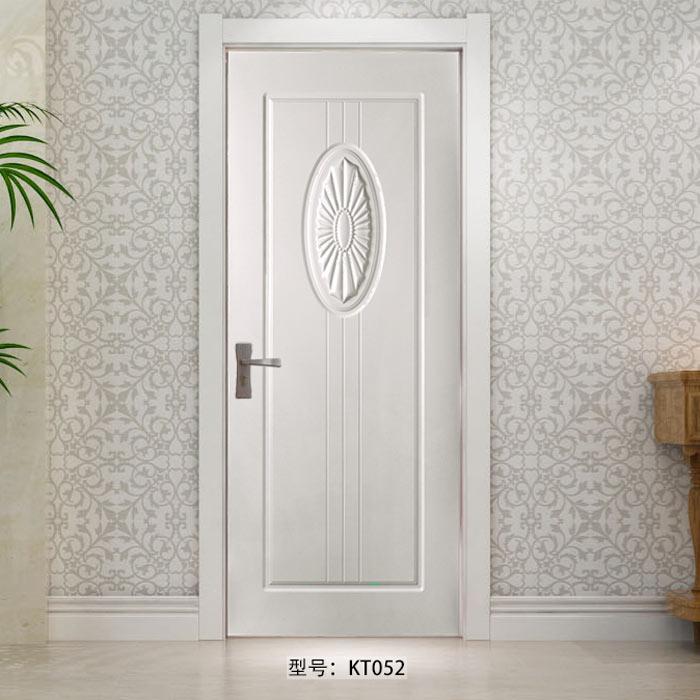 盼盼实木复合门KT052|盼盼木门