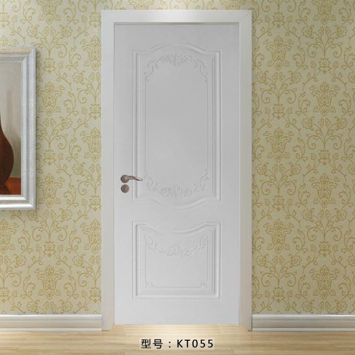 盼盼实木复合门KT055|盼盼木门