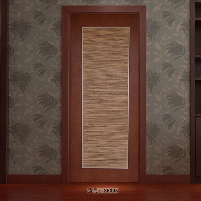 盼盼实木复合门SP093|盼盼木门