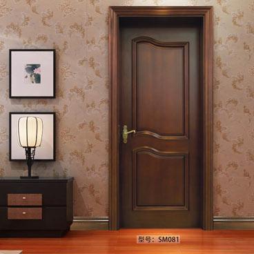 盼盼实木门SM081||室内门