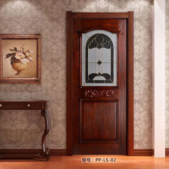盼盼实木门PP-LS-T01|室内门