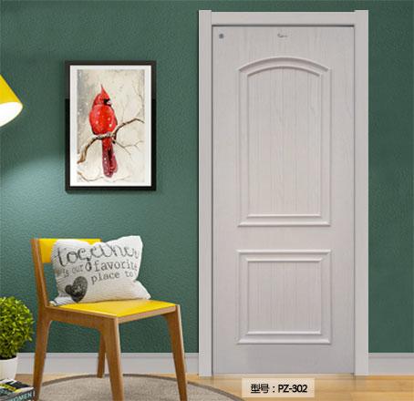 盼盼实木复合烤漆门PZ-302|室内门