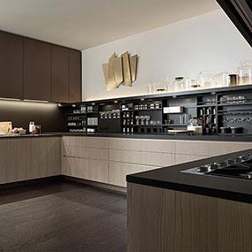 极简厨房系统|全屋定制
