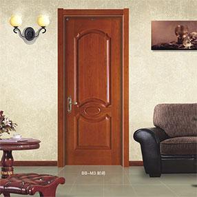 盼盼实木烤漆BB-M3|室内门