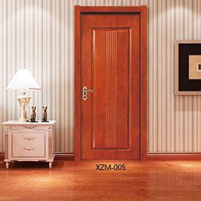 盼盼实木复合门烤漆门XZM-005|室内门