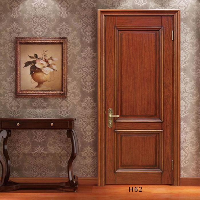 盼盼实木复合门H62|盼盼木门