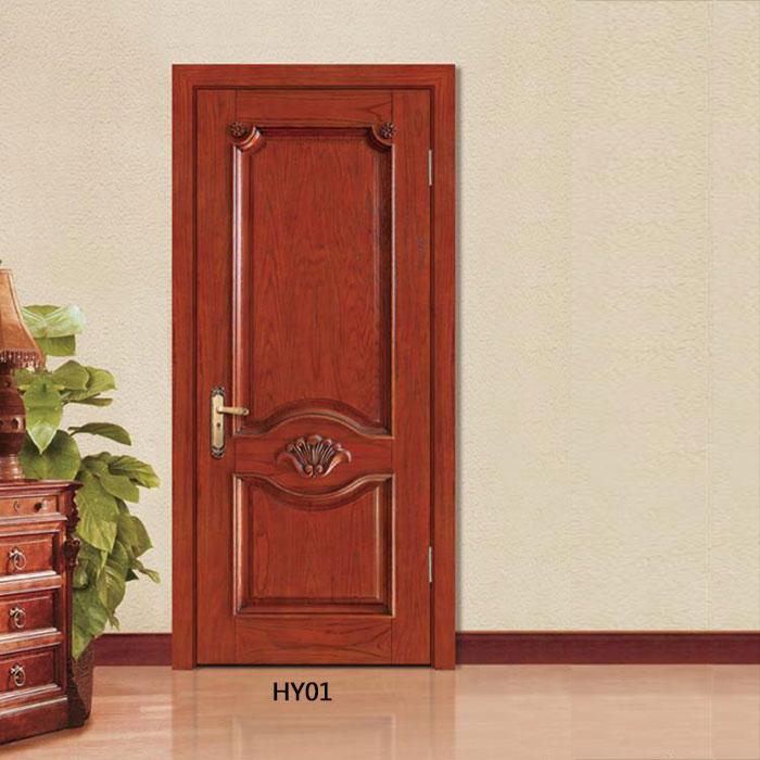 盼盼原木门HY01|室内门