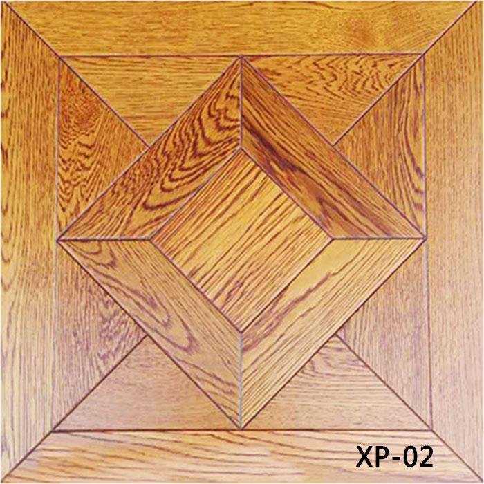 橡木拼花XP-02|盼盼地板