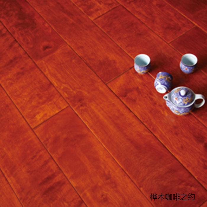 桦木咖啡之约K1503|盼盼地板