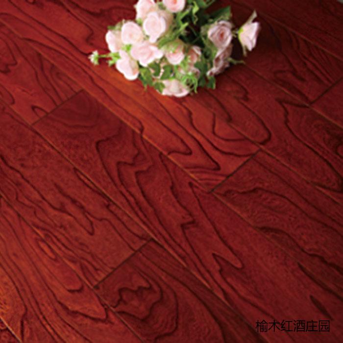 榆木红酒庄园K1502|盼盼地板
