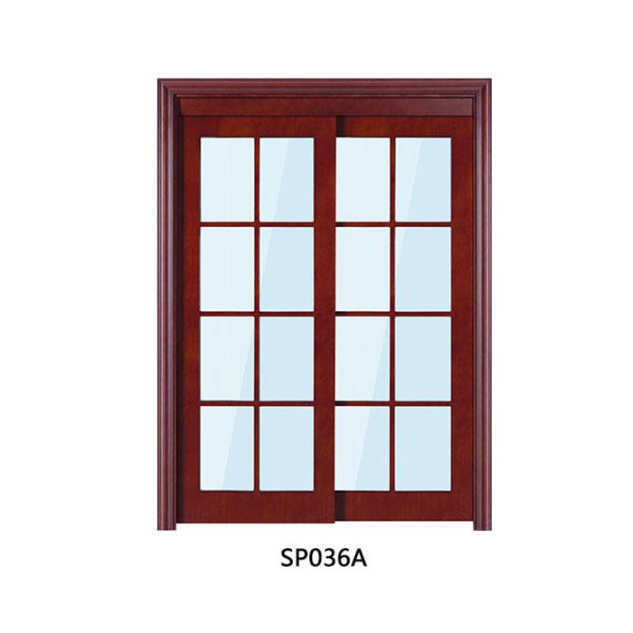 盼盼室内门丨SP036A丨盼盼木门