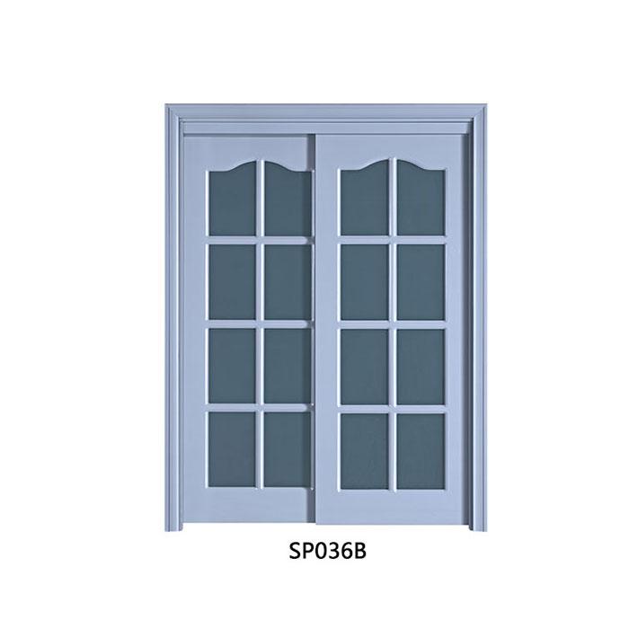 盼盼室内门丨SP036B丨盼盼木门