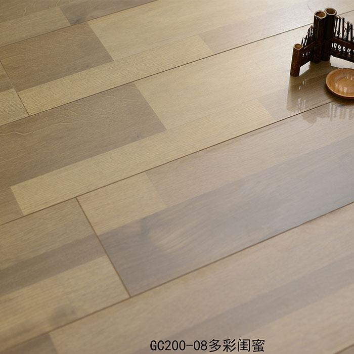 多彩闺蜜GC200-08丨盼盼地板