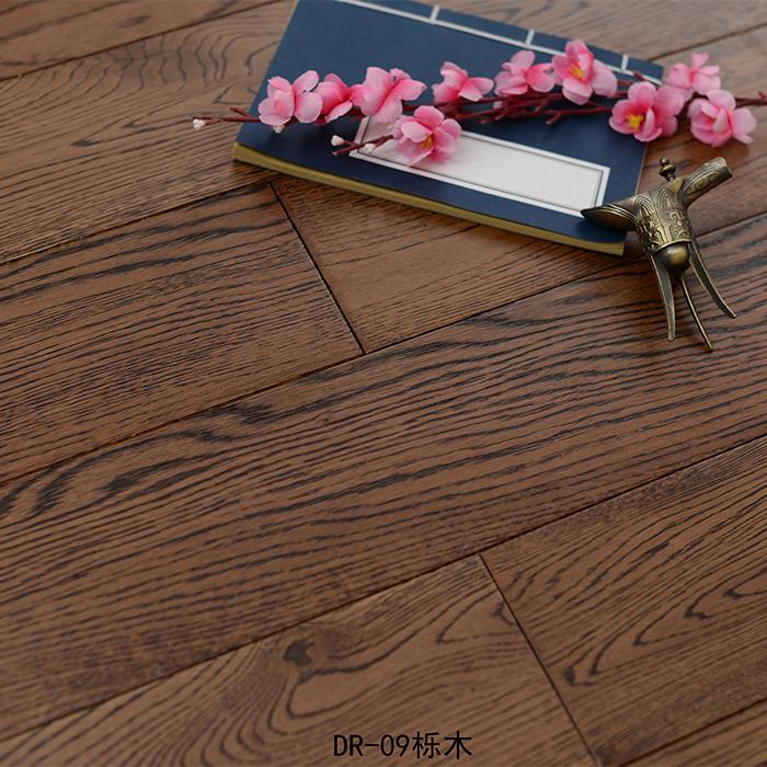 栎木DR-09丨盼盼地板